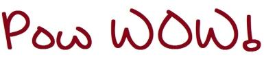 Pow WOW logo png