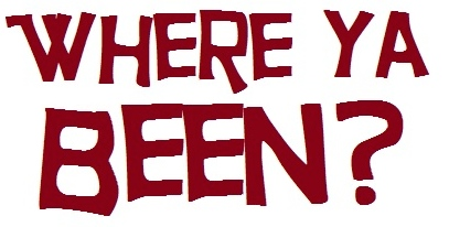 Where Ya Been logo jpeg