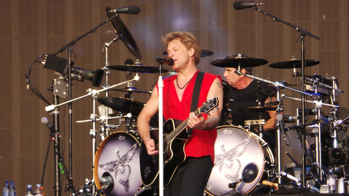 "Bon Jovi Hit Song ""Bad Medicine"" Originally Called ""Brad Harrison"" Inspired by One-Time Portager"