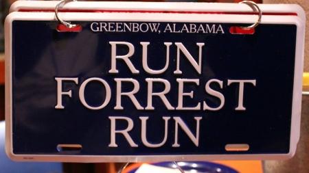 Forrest Gump 2 - Run Forrest Run starring Dallas Smith