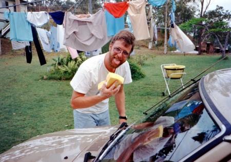 Portage la Prairie car wash upgrading to ludicrous