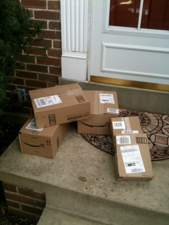 Portage Flasher leaves packages exposed on doorsteps