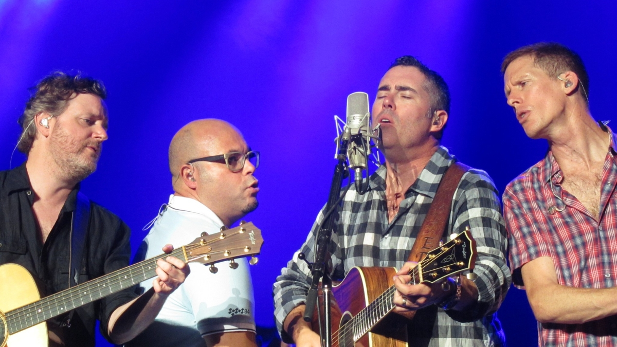 Political Pressure Forces Canadian Music Hall Of Fame Inductees Barenaked Ladies to Change Name