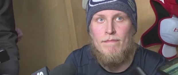 Patrik Laine's cousin explains Laine's Mennonite beard