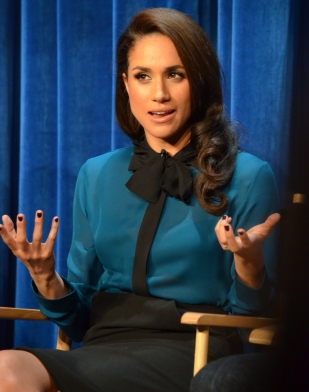 Meghan Markle will headline Suits spinoff, Safety Vests.
