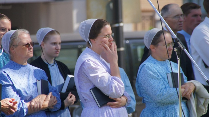 Canada sends Mennonite people packing.