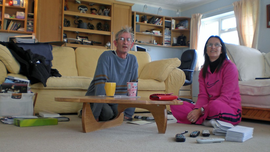Deciding what to watch on Netflix is difficult for Portage la Prairie couple
