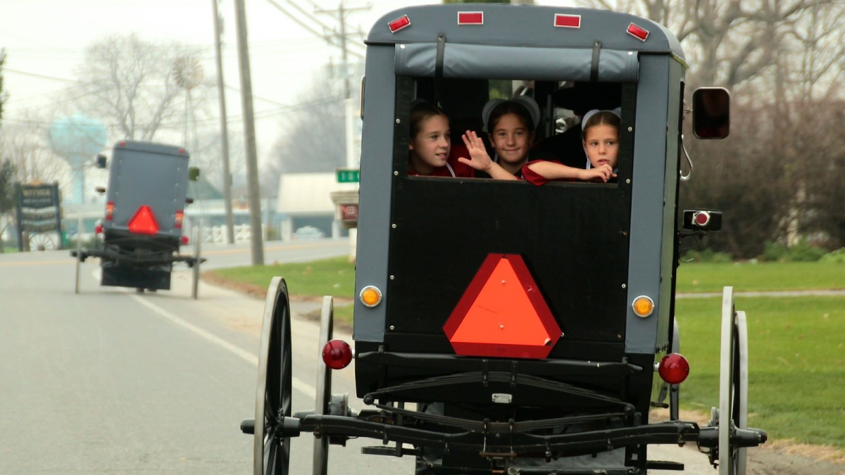 Amish & Mennonite Fans Clog Highways Travelling To Philadelphia To See Patrik Laine