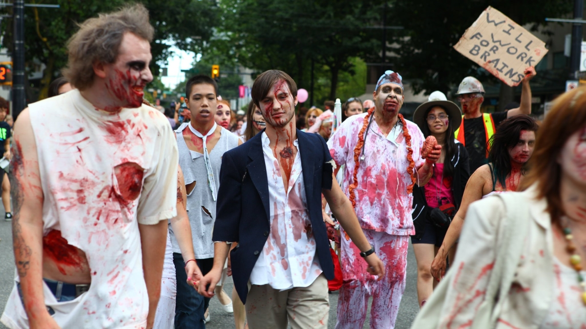 Local Violent Crime Wave Part Of Zombie Apocalypse – Nothing To Worry About