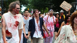 Portage la Prairie crime wave part of local zombie apocalypse