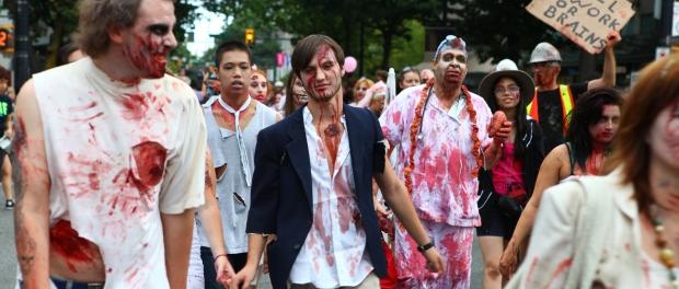 Portage la Prairie crime wave part of local zombie apocalypse