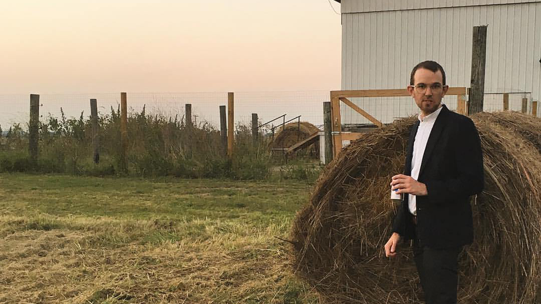 Ryan Coke wants to be the next Mayor of Portage la Prairie by ending homeliness