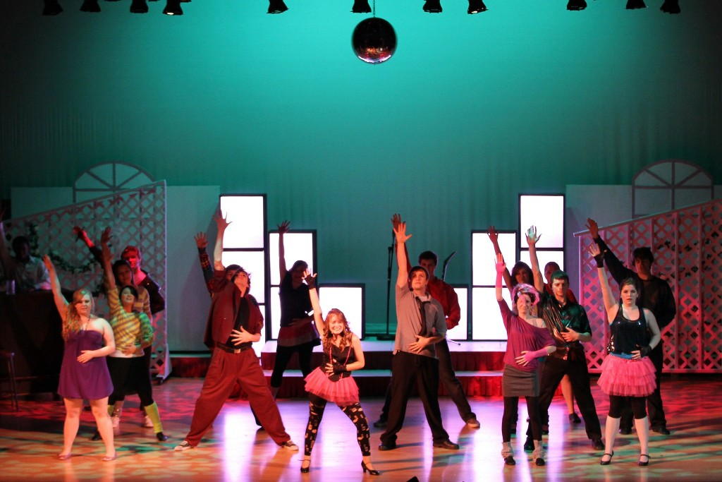 Pastor learns thespian means actor and becomes more accepting of Portage Thespian society